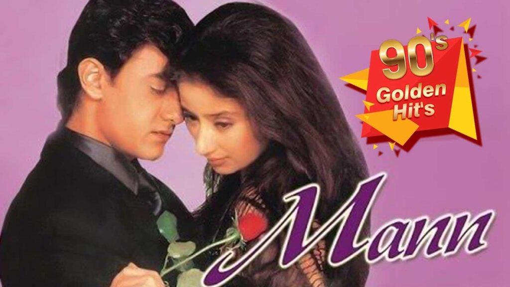 Mann Bollywood Romantic Movie 1999