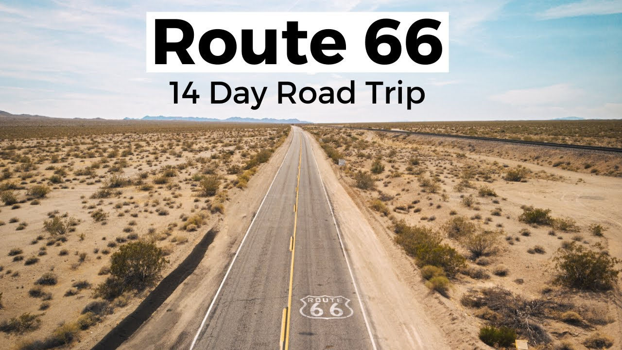 Route 66 Road Trip 14 Days Driving the Main Street of America
