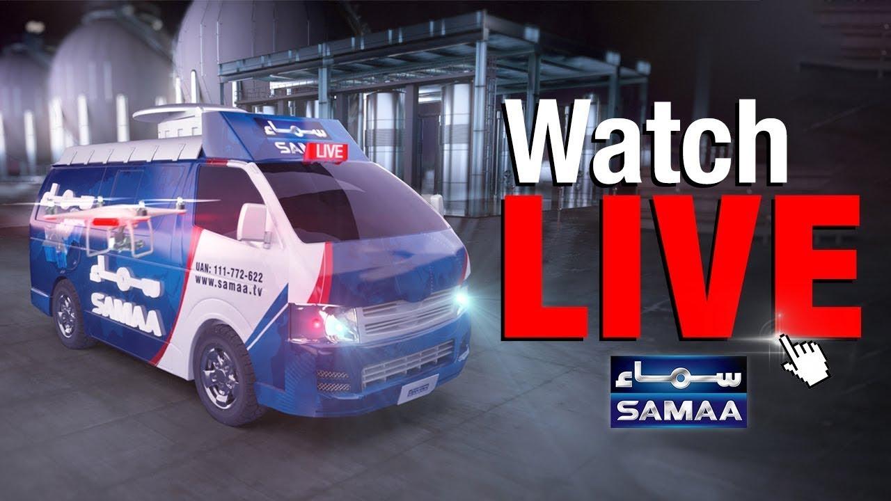 SAMAA News Live Samaa TV Live Pakistan News Live Headlines Bulletins