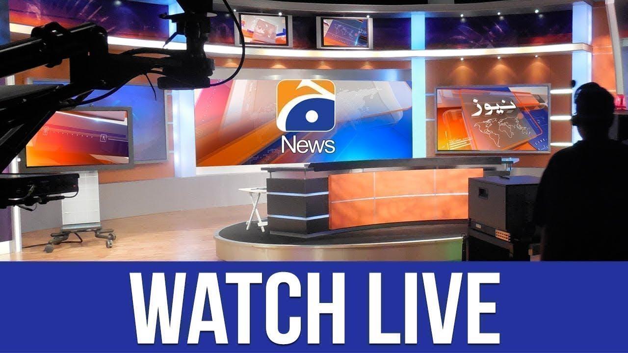 GEO NEWS LIVE Pakistan LIVE NEWS Live Stream Headlines