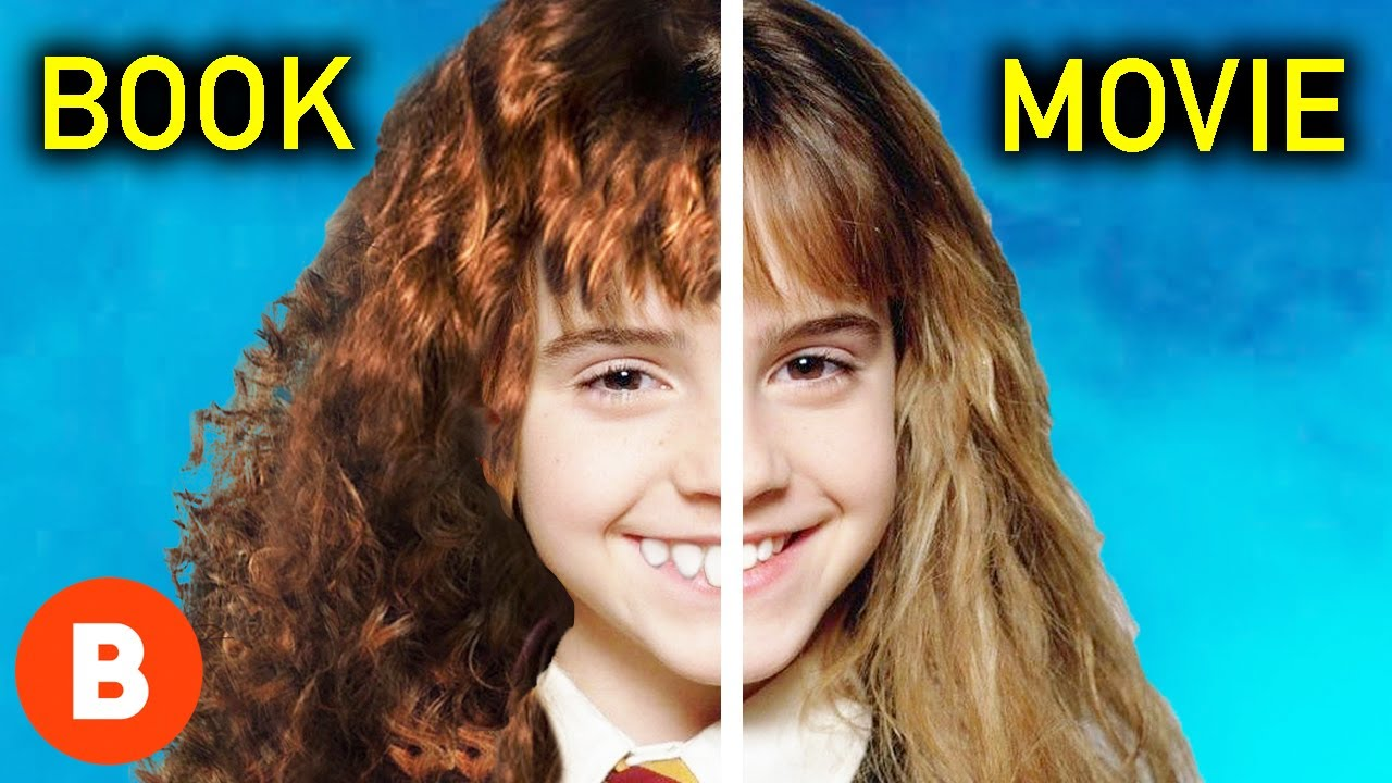 Harry Potter, What Each Gryffindor Was Supposed To Look Like