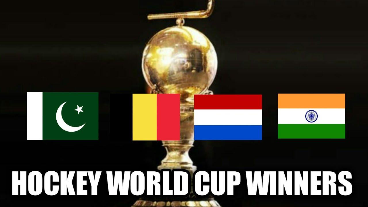 Hockey World Cup Champions 1971-2018 Winners List Must Watch