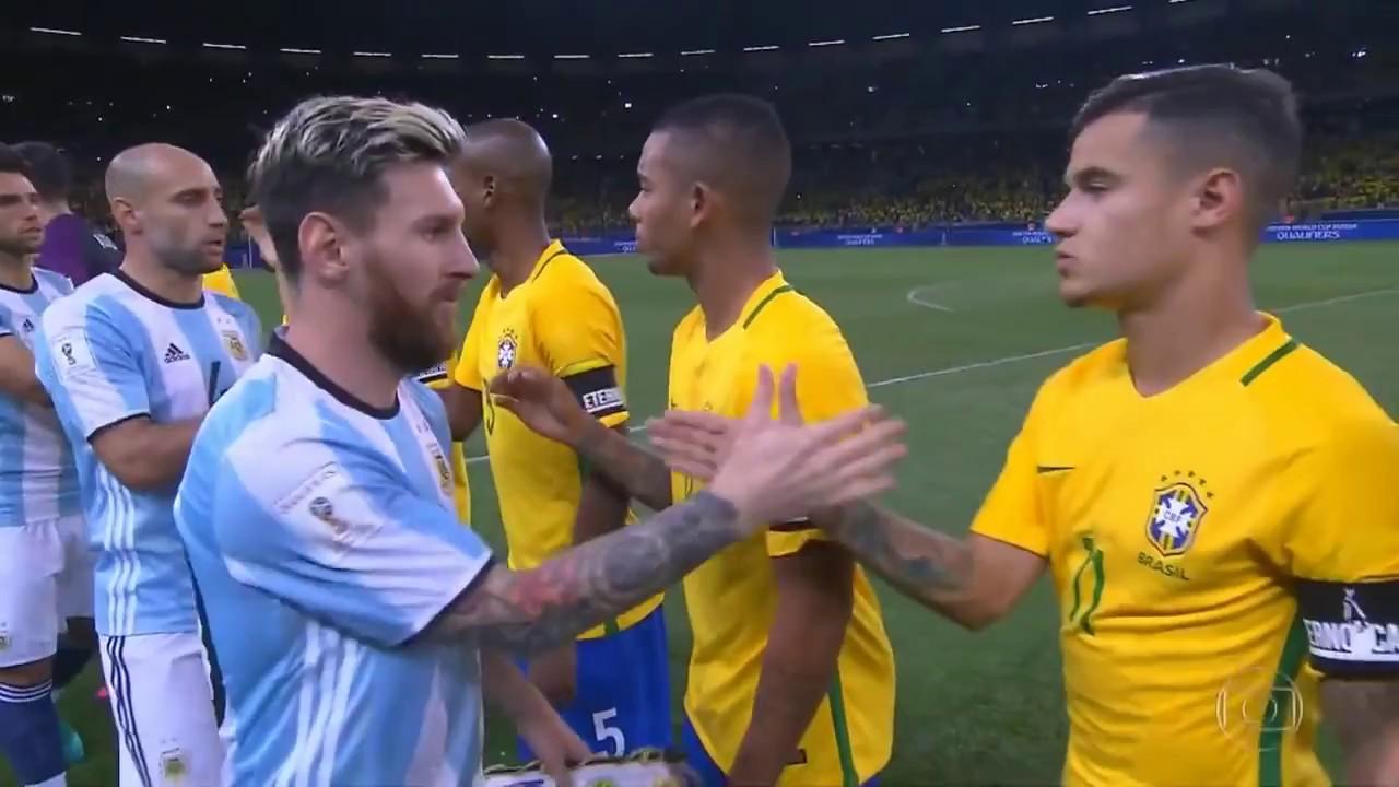 Fifa World Cup 2018, Full Match Brazil vs Argentina