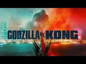 Godzilla vs Kong Movie, Full Fight Monster King vs Skull Island King, 2021