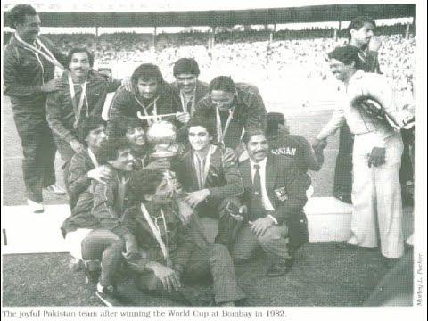 1984 Olympics Hockey semi-final, Pakistan vs Australia, Manzoor Junior best match