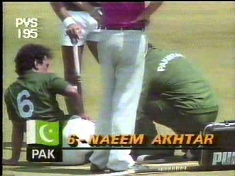 Pakistan v Germany Olympic Hockey Final 1984