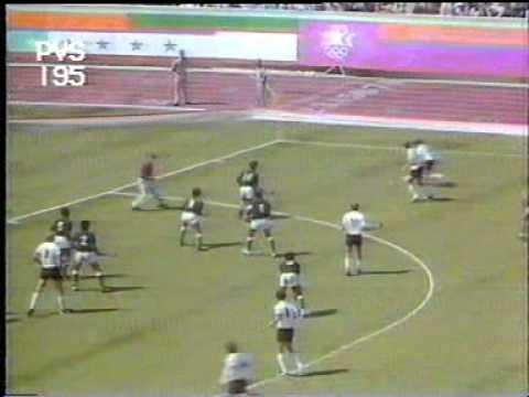 Pakistan vs Germany Olympic Hockey Final 1984