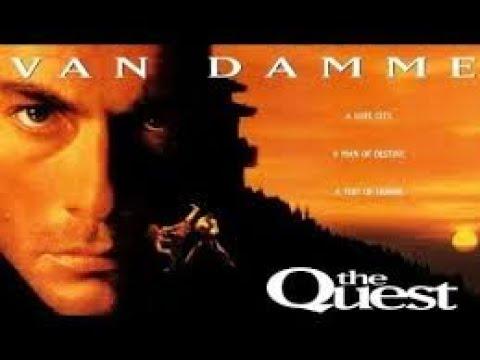 THE QUEST Movie, LA BUSQUEDA, JEAN CLAUDE VAN DAMME, PELICULA COMPLETA ESPAÑOL LATINO