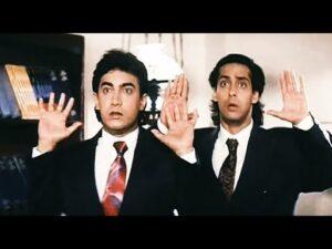 Andaz Apna Apna Hindi Full Movie, Amir Khan, Salman Khan, Paresh Rawal, 1994