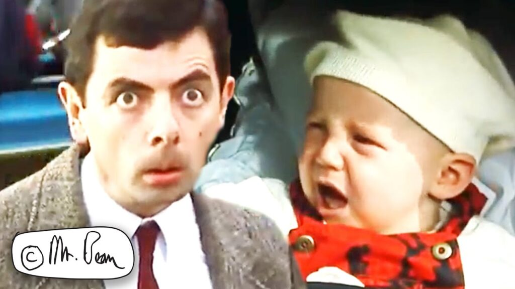 Beans BABY, Mr Bean Full Episode, Mr Bean Official