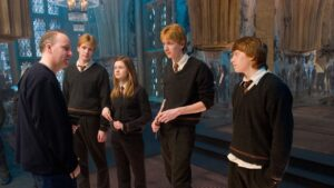 Behind The Scenes Of Harry Potter And The Order Of The Phoenix