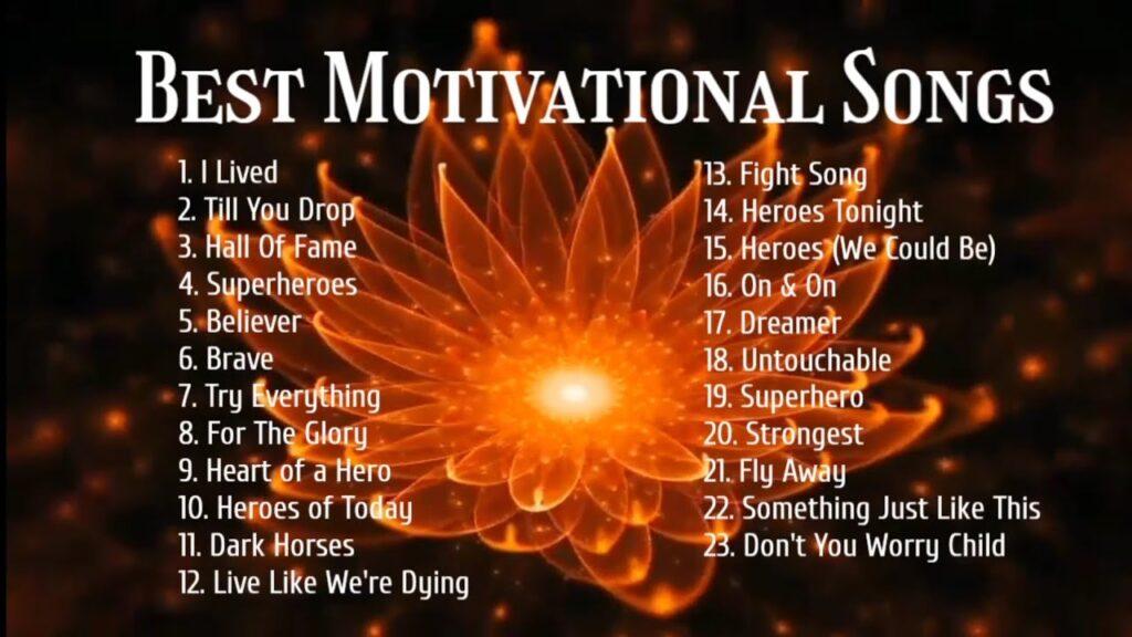 Best Motivational Songs, Nonstop Motivational Songs