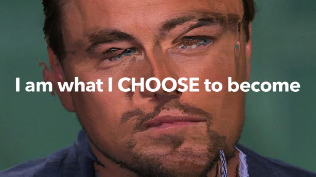 Best Motivational Speech, I AM what, CHOOSE To Become