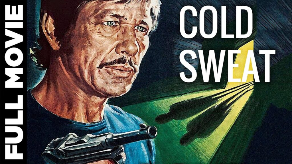 Cold Sweat Action Thriller Movie, Charles Bronson, Liv Ullmann, 1970