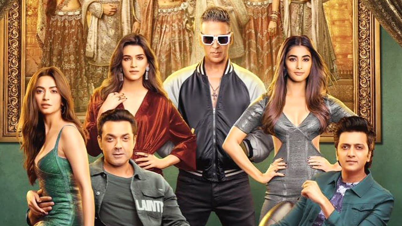 Housefull 4 Hindi Full Movie, Akshay Kumar, Riteish Deshmukh Bobby, Kriti Sanon, Pooja, Kriti Kharbanda