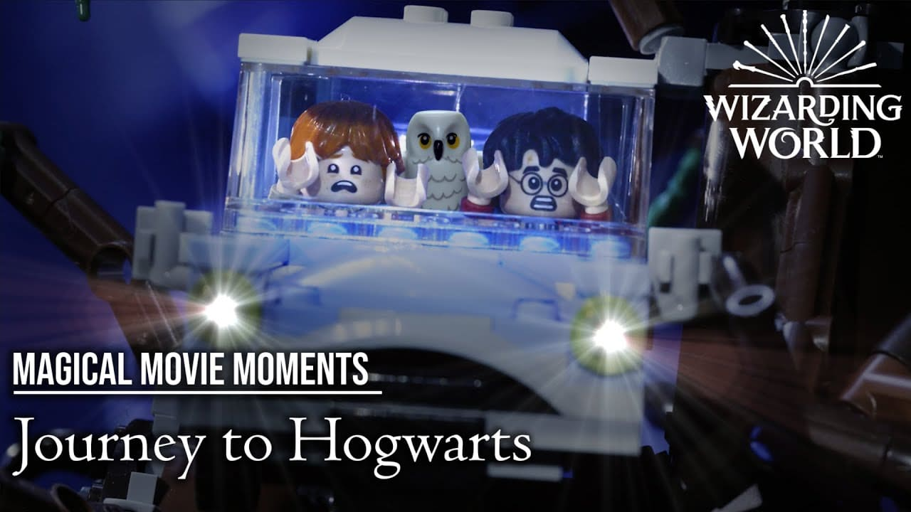 Journey to Hogwarts, Harry Potter Magical Movie Moments