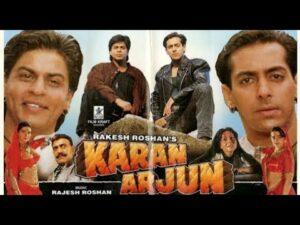 Karan Arjun Full 4K Movie, Salman Khan, Shahrukh Khan, Kajol