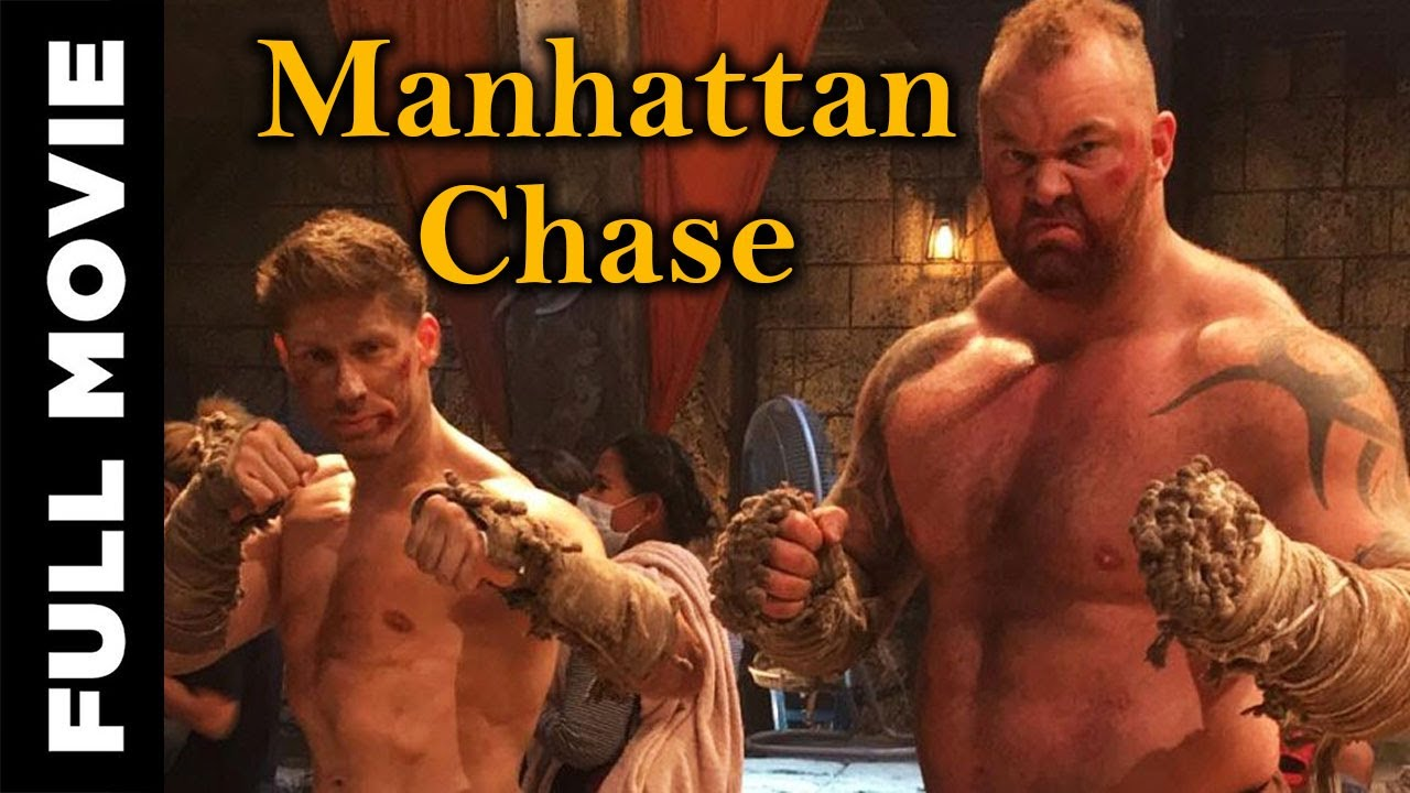 Manhattan Chase Hollywood Action Thriller Movie, Full HD Action Movie
