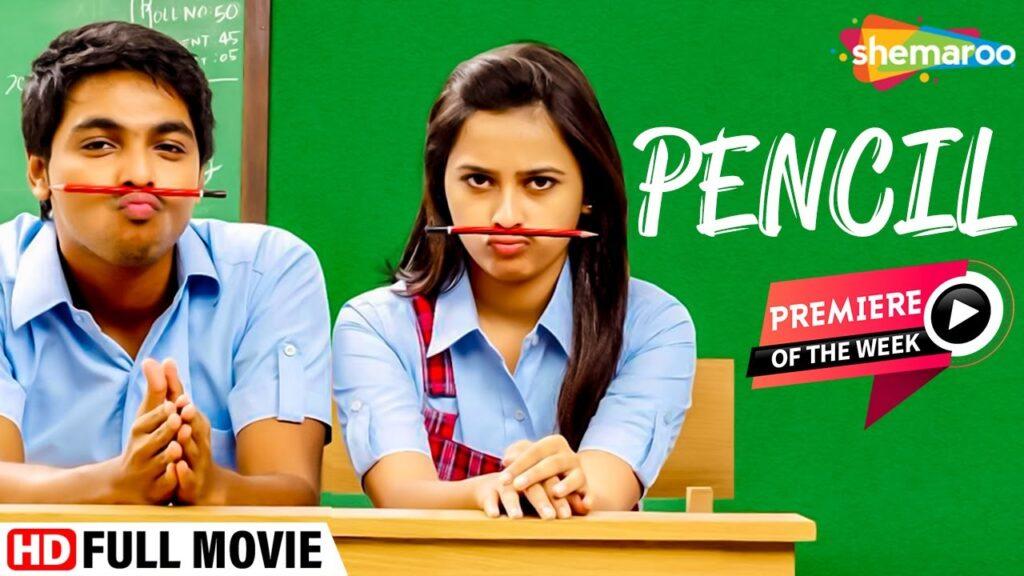 Pencil The Murderer, Hindi Dubbed Full Movie, G. V. Prakash Kumar, Sri Divya