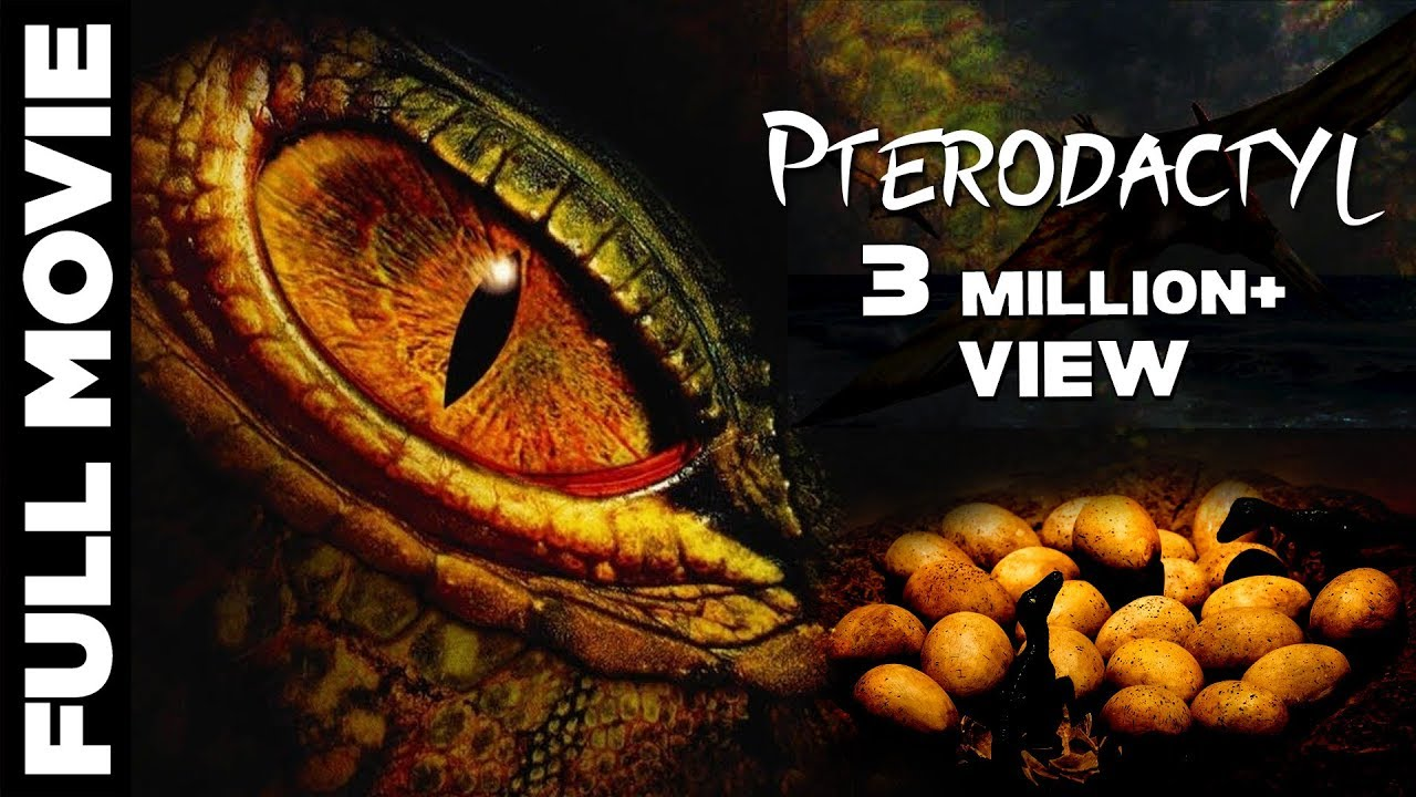 Pterodactyl American Horror Film, Cameron Daddo, Amy Sloan, Hollywood Movies, 2005