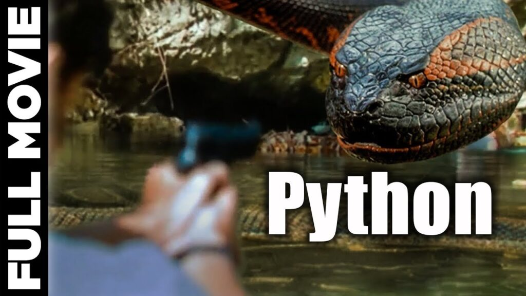 Python Action Horror Movie, Frayne Rosanoff, Robert Englund, 2000