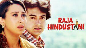 Raja Hindustani Full Hindi Movie, Aamir Khan, Karishma Kapoor, Romantic Movie
