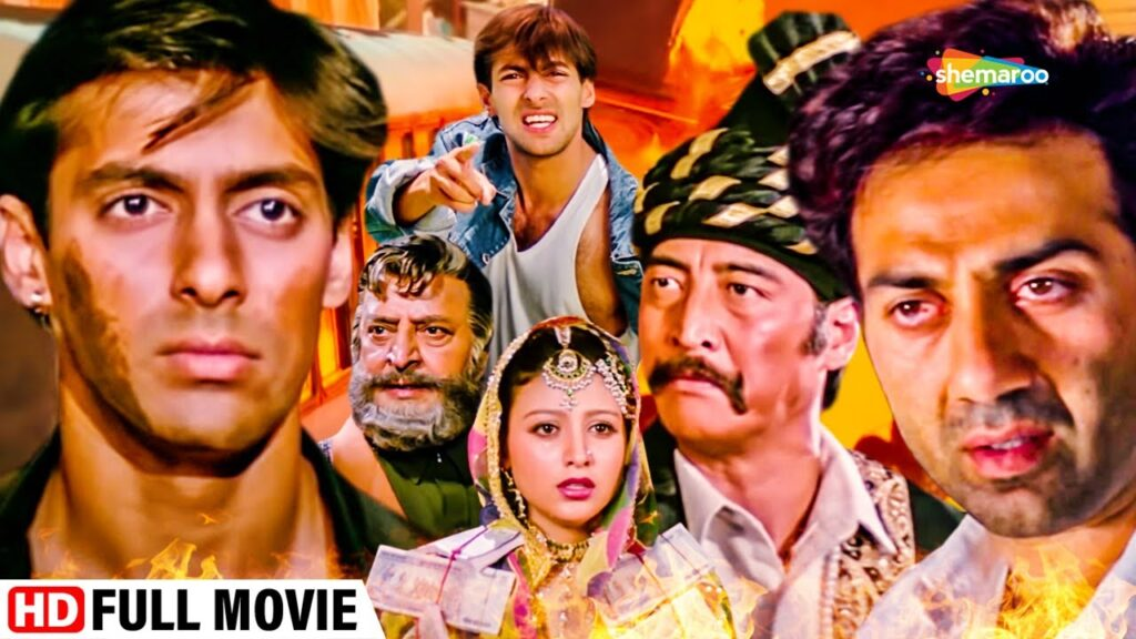 Sanam Bewafa Hindi Full Movie