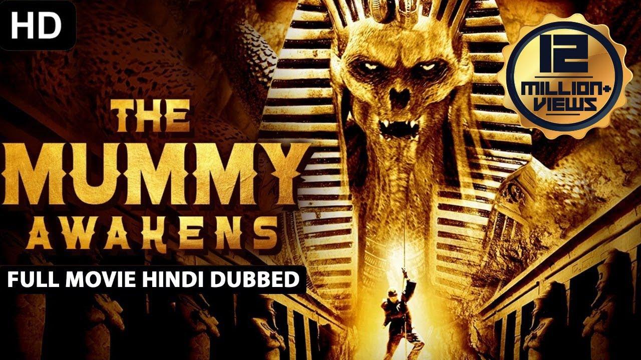 THE MUMMY AWAKENS Hollywood Movie, Hindi Dubbed
