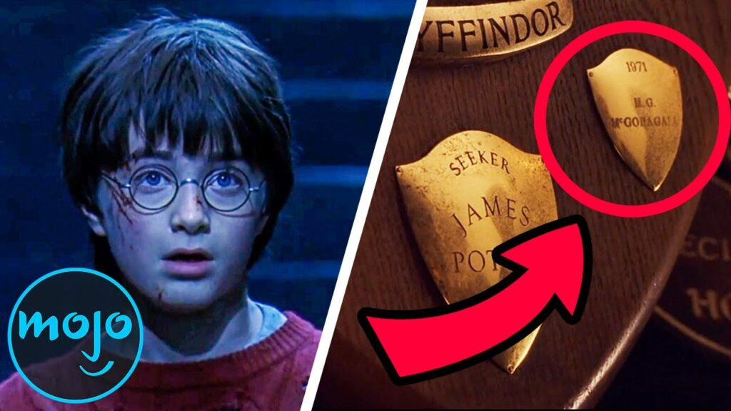 Top 10 Hidden Details in Harry Potter and the Sorcerers Stone