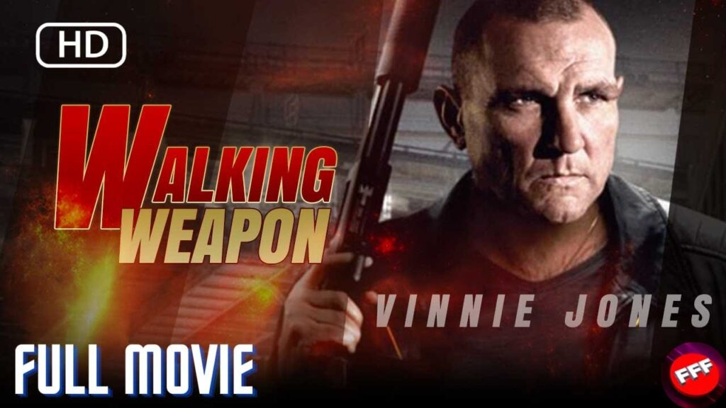 WALKING WEAPON Movie, Full ACTION Movie