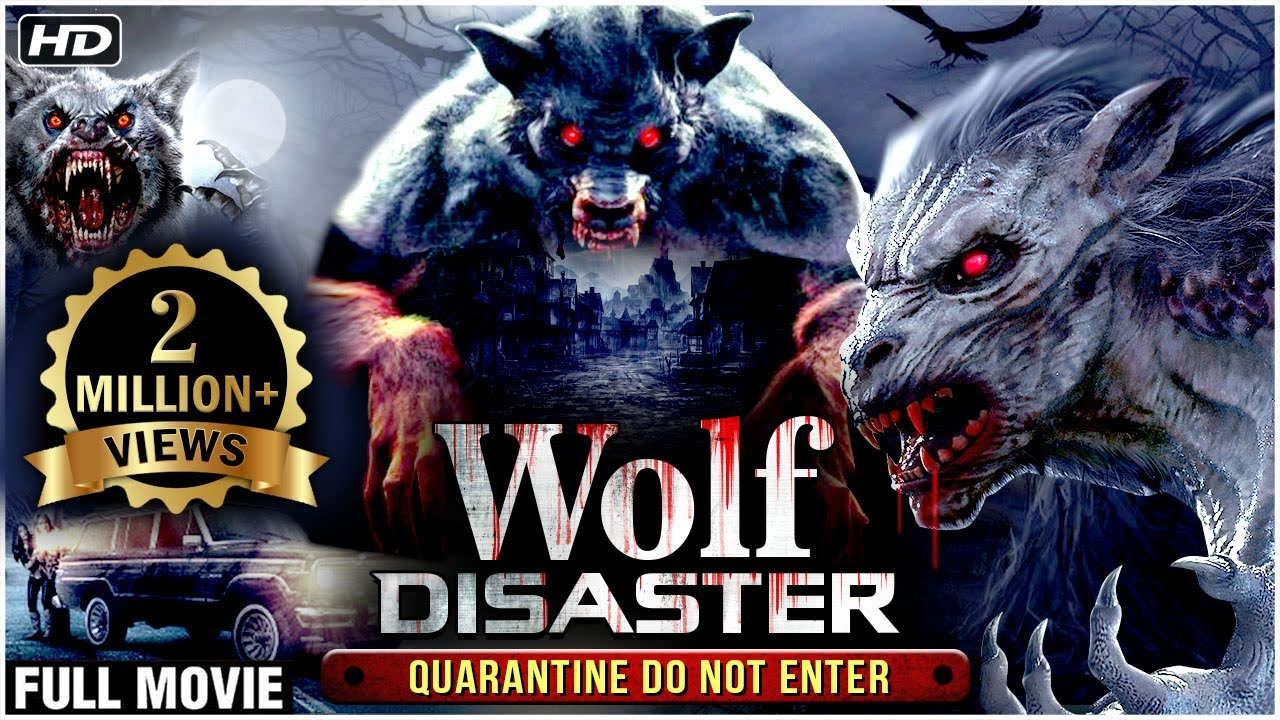 Wolf Disaster Hollywood Hindi Dubbed Movie, New Released Hindi Dubbed Movies 2020, Action Movies