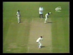 PAKISTAN vs WEST INDIES WORLD CUP SEMI-FINAL, SIR GORDON GREENIDGE HAYNES, 1979