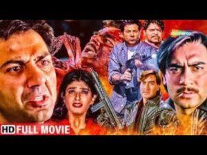 Ziddi Hindi Movie, BOLLYWOOD ACTION MOVIE, SUNNY DEOL